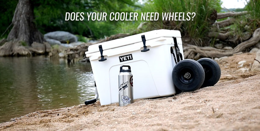 FAQs For Wheeled Coolers