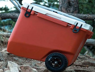 Outdoor Wheeled Coolers