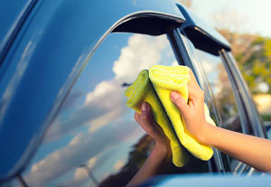 Microfiber Towel To Dry Your Car