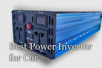 Best Power Inverter – Car Power Inverter – Dc To Ac Inverter – Car Power Converter