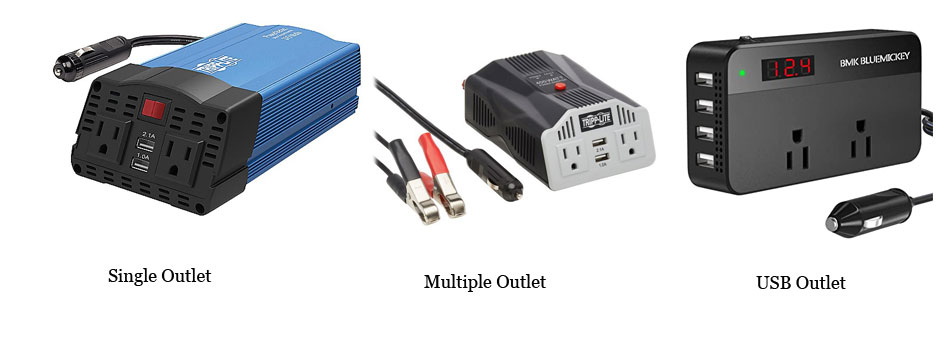 Types of Inverter