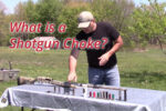 What is a Shotgun Choke?