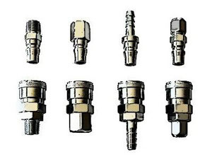 Air Hose Fittings Types<