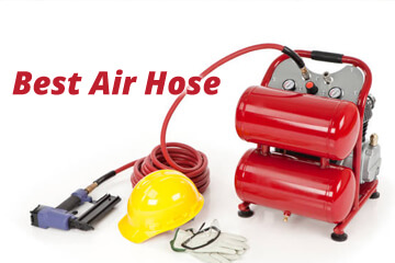Best Air Hose – Air Compressor Hose Fittings – Retractable Air Hoses Reel