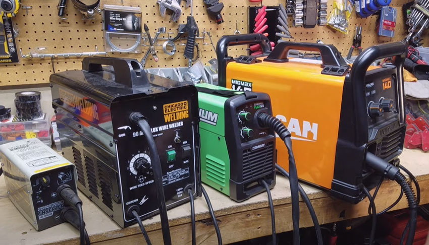 Buying Guide Best Welder For Beginners