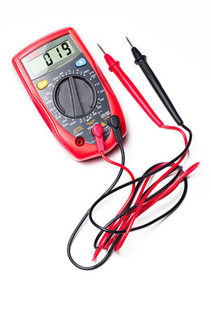 Components of a Multimeter